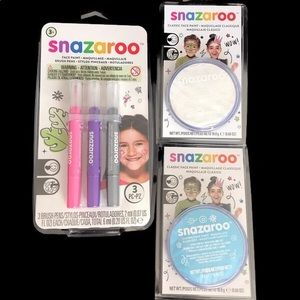 Snazaroo Face Paint 🎃 halloween 👻